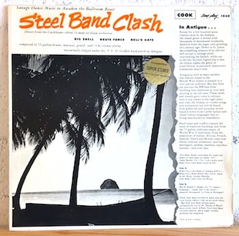 Various / Steel Band Clash