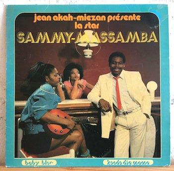 Sammy Massamba / Baby Blue