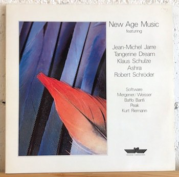 Various / New Age Music 2LP