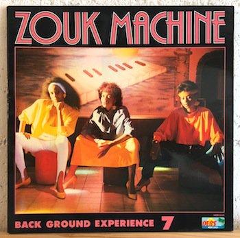 Zouk Machine Back Ground Experience 7 / Zouk Machine