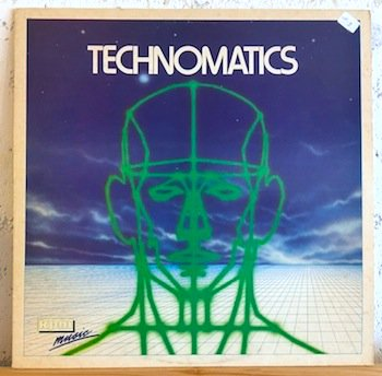 Keith Mansfield/ Technomatics - The Applications Of Science And Technology