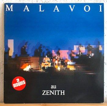 Malavoi / Au Zenith 2LP