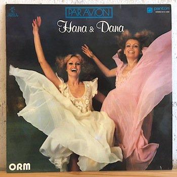 Hana & Dana, ORM /  Par Avion