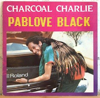 Pablove Black /  Charcoal Charlie