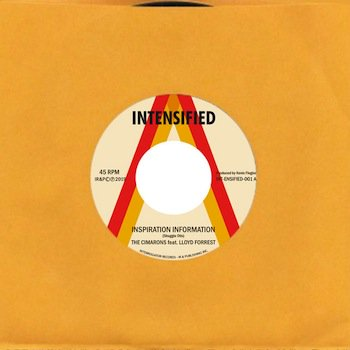 The Cimarons feat. Lloyd Forest / Inspiration Information 7