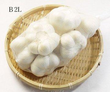 (常温)青森県産にんにくB品2Lサイズ1kg