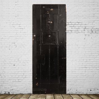 Victorian Jail Cell Door