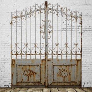 French Iron Gate