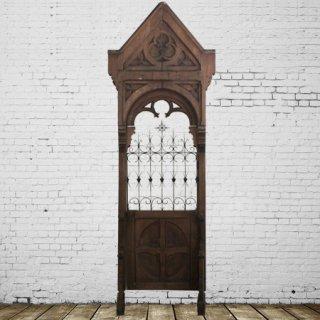 Gothic Church Entrance