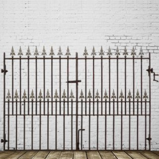 Iron Gate (pair)