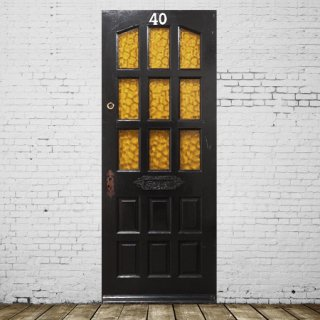 Yellow Glass No.40
