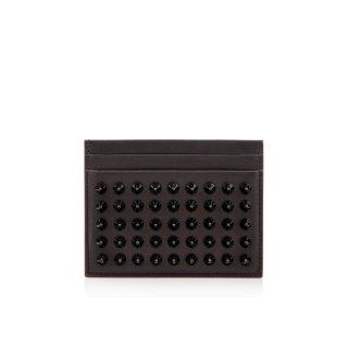 2015新作 ルブタン Christian Louboutin メンズ 財布 Kios Spikes