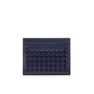 2015新作 ルブタン Christian Louboutin メンズ 財布 Kios Calf /Spikes