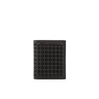 2015 新作 ルブタン Christian Louboutin メンズ 財布 Paros Wallet Spikes