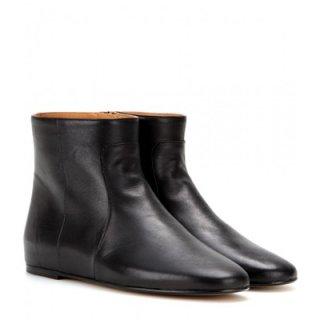 2015 新作 ISABEL MARANT イザベルマラン ☆ Rudy leather ankle boots ☆