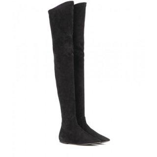2015 新作 ISABEL MARANT イザベルマラン ☆ Brenna suede over-the-knee boots ☆