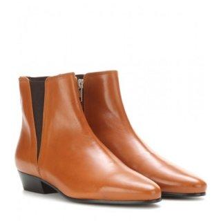 2015 新作 ISABEL MARANT イザベルマラン ☆ Patsha leather ankle boots ☆