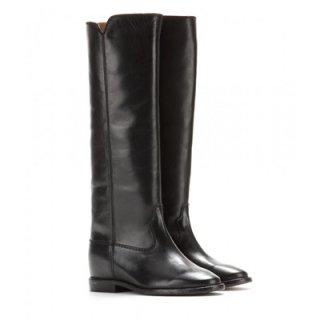 2015 新作 ISABEL MARANT イザベルマラン ☆ Chess High Concealed-wedge Leather Boots ☆