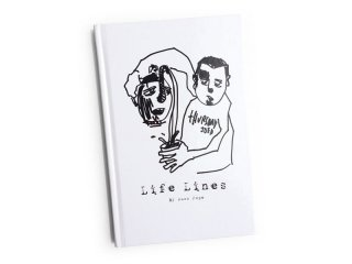 THE THURSDAYMAN [サースデイマン] Life Lines Book