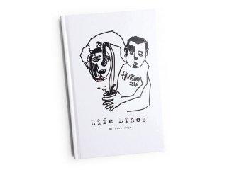 THE THURSDAYMAN [サースデイマン] Life Lines Book