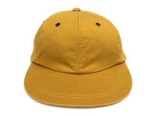 NO ROLL [ノーロール] TRAVIS BB CAP/Mustard