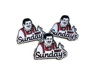 SUNDAYS BEST [サンデイズ ベスト] Enamel Pin