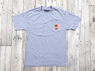 MANAGER'S SPECIAL [マネージャーズスペシャル] CHICKEN POCKET TEE/H.GREY