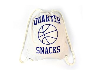 QUARTER SNACKS [クウォータースナックス] BALL IS LIFE STRING BAG