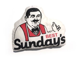 SUNDAYS BEST [サンデイズ ベスト] STORE MANAGER CUSHION