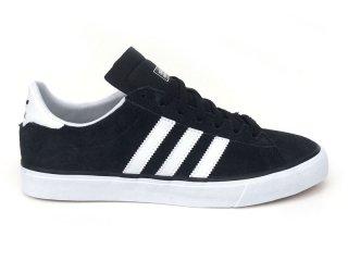 adidas skateboarding [アディダス・スケートボーディング] CAMPUS VULC2/BLACK-WHITE