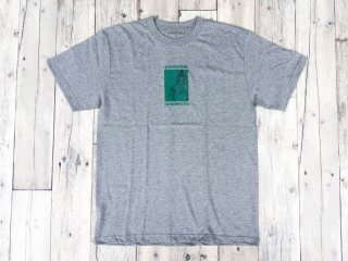 WITHOUT SQUAD [ウィザウト・スクワッド] RELIGION TEE/H.GREY