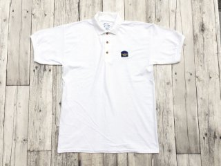 SUNDAYS BEST [サンデイズ ベスト] MOTEL POLO SHIRT/WHITE