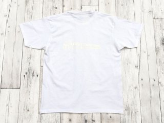 JHAKX [ジャークス] WHITE SUBWAY TEE/WHITE