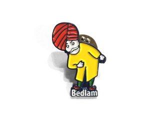 BEDLAM [べドラム] CHAIMAN PIN