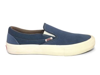 VANS [バンズ] SLIP-ON PRO/BLUE MIRAGE-MARSHMALLOW