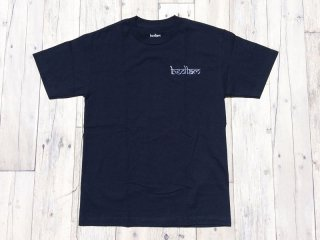 BEDLAM [べドラム] Blueberry Two Tone Ashram Tee/NAVY