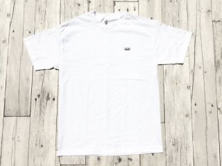 JHAKX [ジャークス] LATE SUMMER TEE/WHITE-NAVY
