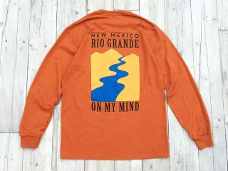 SUNDAYS BEST [サンデイズ ベスト] RIO GRANDE LONG SLEEVE TEE