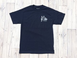 HOTEL BLUE [ホテルブルー] NO MONEY NO HONEY TEE/NAVY