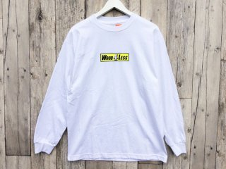 MANAGER'S SPECIAL [マネージャーズスペシャル] WOOD 4 LESS LONG SLEEVE TEE