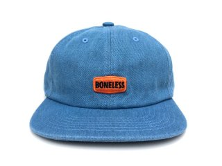 MANAGER'S SPECIAL [マネージャーズスペシャル] BONELESS WASHED DENIM 6PANEL CAP