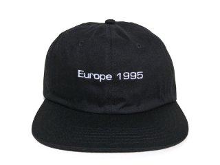QUARTER SNACKS [クウォータースナックス]  EUROPE CAP/BLACK