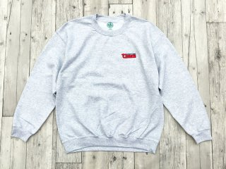 SUNDAYS BEST [サンデイズ ベスト] TIMES CREW NECK SWEAT/ASH GREY