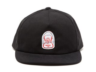 RVCA [ルーカ] Barry McGee Snap Back Cap