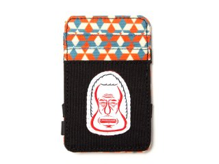 RVCA [ルーカ] Barry McGee Magic Wallet