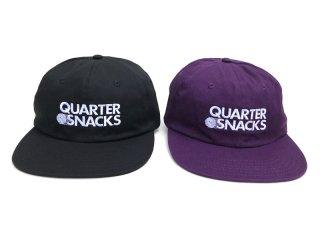 QUARTER SNACKS [クウォータースナックス]  JOURNALIST CAP