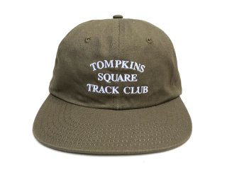 QUARTER SNACKS [クウォータースナックス]  TRACK CLUB CAP