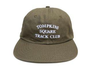 QUARTER SNACKS [クウォータースナックス]  TRACK CLUB CAP