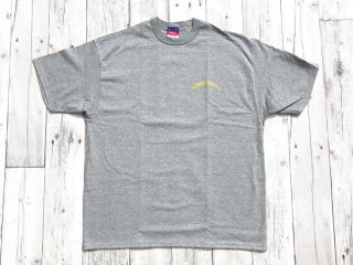 SUNDAYS BEST [サンデイズ ベスト] AUTHENTIC LOGO TEE/H.GREY