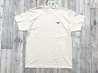 JHAKX [ジャークス] ZACH TEE/Natural×Navy